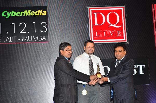Dataquest CIO Excellence Award