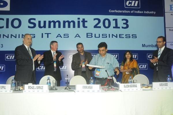 CIO Summit, Mumbai