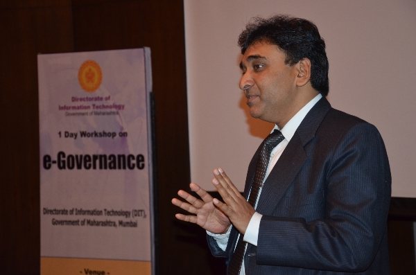 eGov Workshop, Pune