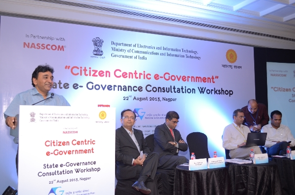 Nasscom eGov Workshop,Nagpur